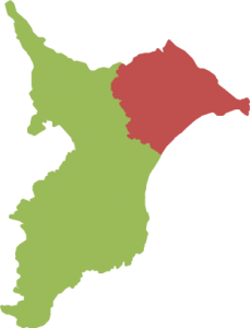 千葉県北総東総地域